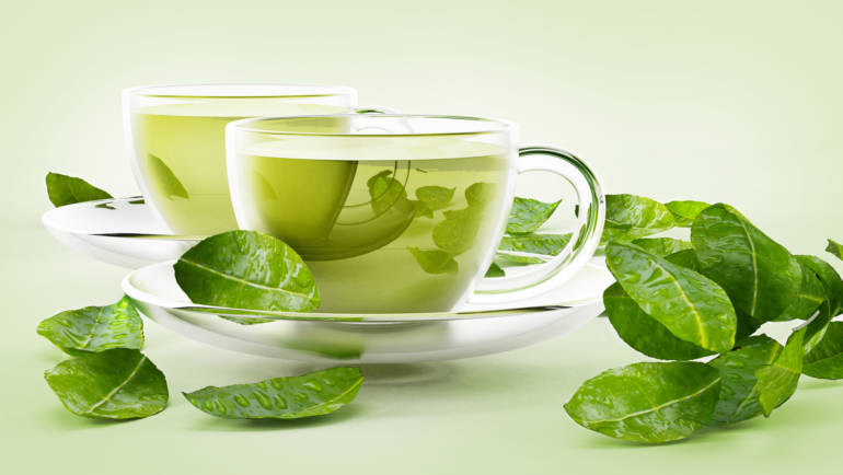 The Many Benefits of Green Tea.